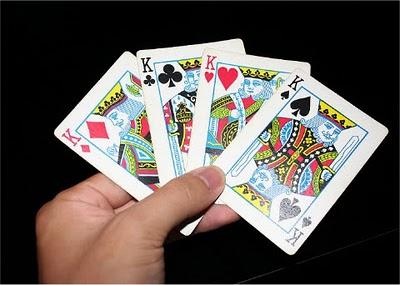 Permainan Kartu Brigde